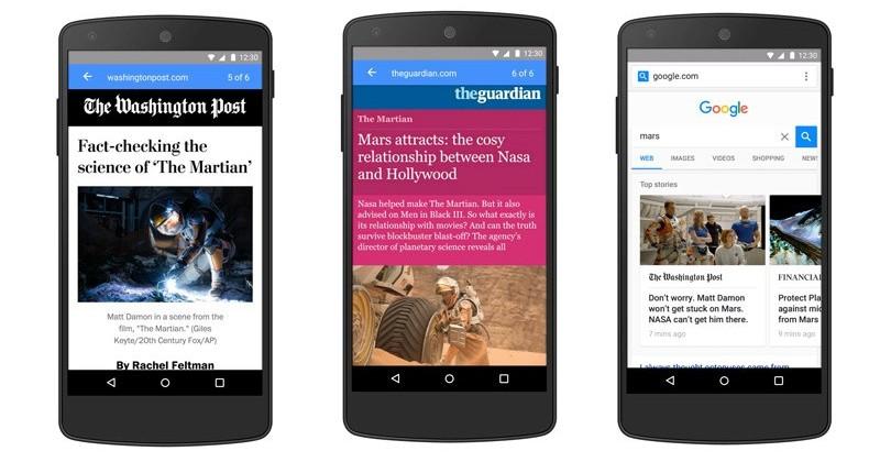 google accelerated mobile pages - google amp stiri idei pareri sfaturi