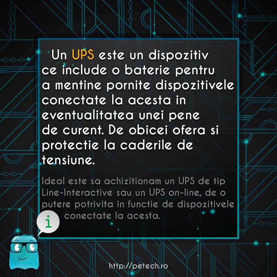 ce este un ups line interactive
