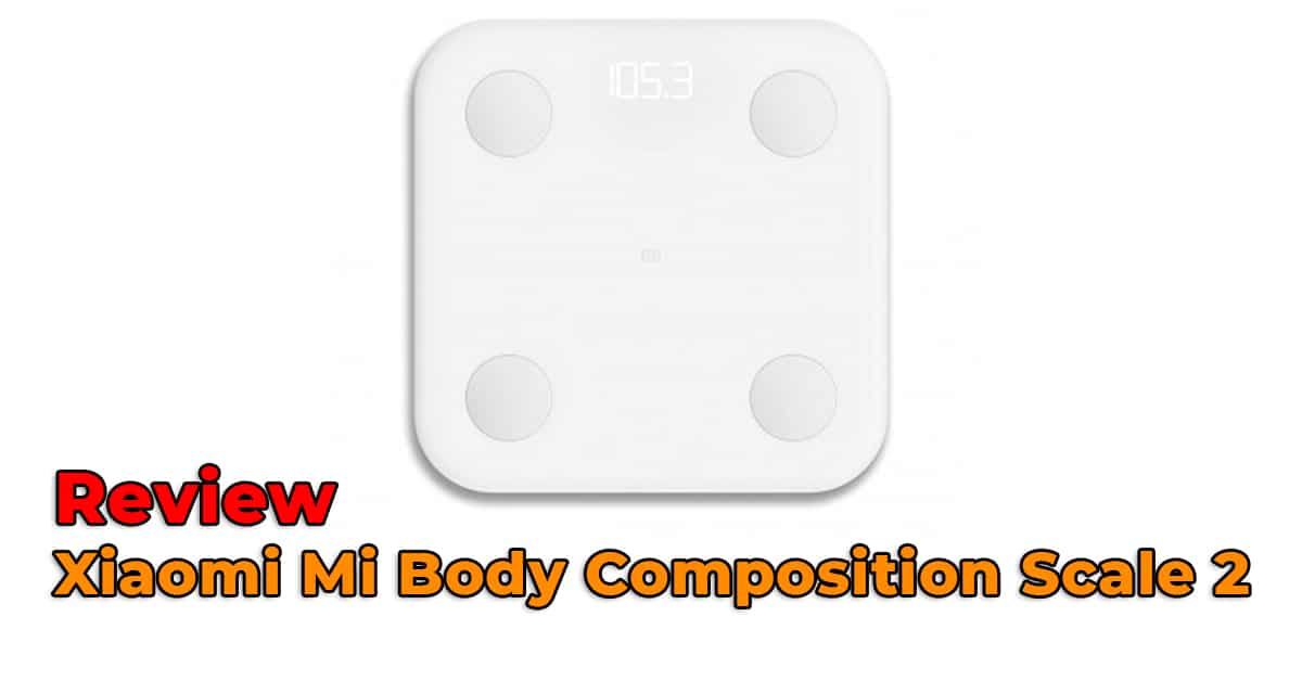 cantar corporal xiaomi mi body composition scale 2
