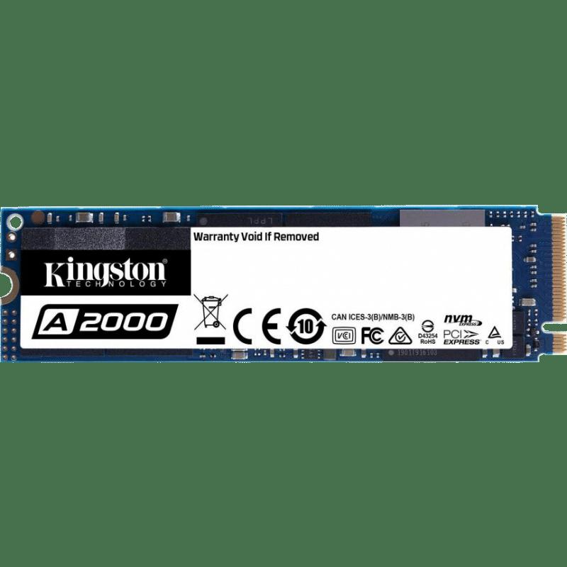 SSD M.2 NVMe PCIe x4